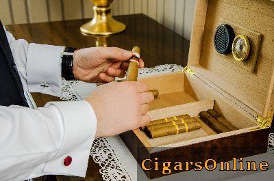 Сигары 2001 года