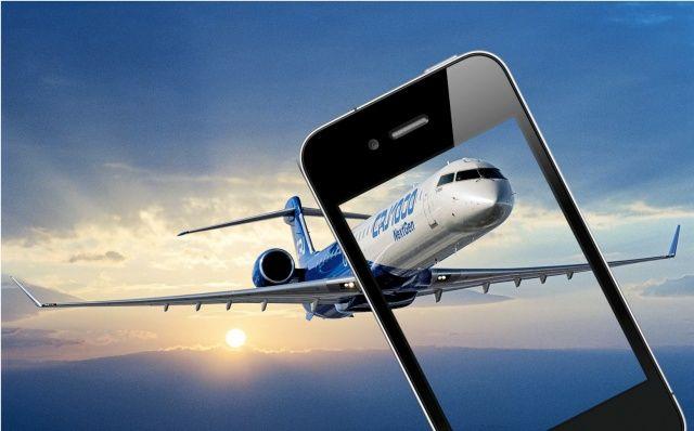 Новое мобильное приложение для аренды самолетов от Cofrance Sarl