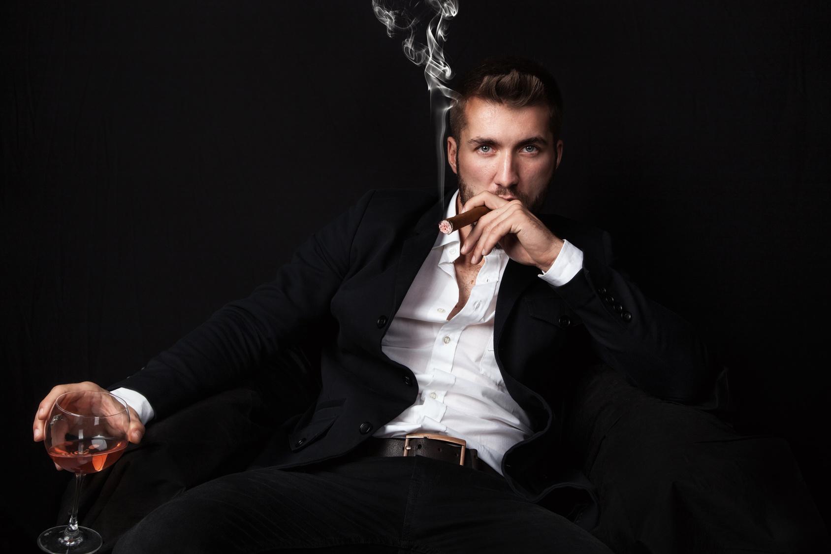 Я чувствую, что моя сигара сильно горчит. Это хорошо или плохо?