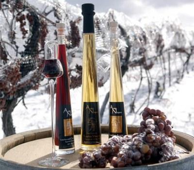 Icewine или ледяное вино