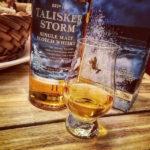 Talisker Storm. [Обзор виски].