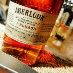 Aberlour A'bunadh Batch 61. [Обзор виски].
