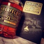 Aberfeldy 21. [Обзор виски].