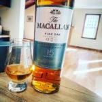 Macallan 15 Fine Oak. [Обзор виски].